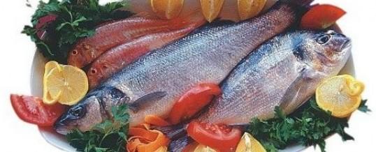 Ешьте рыбу на здоровье