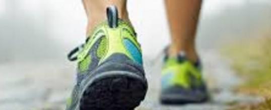6000 шагов в день спасут вас от артрита колена: Исследование